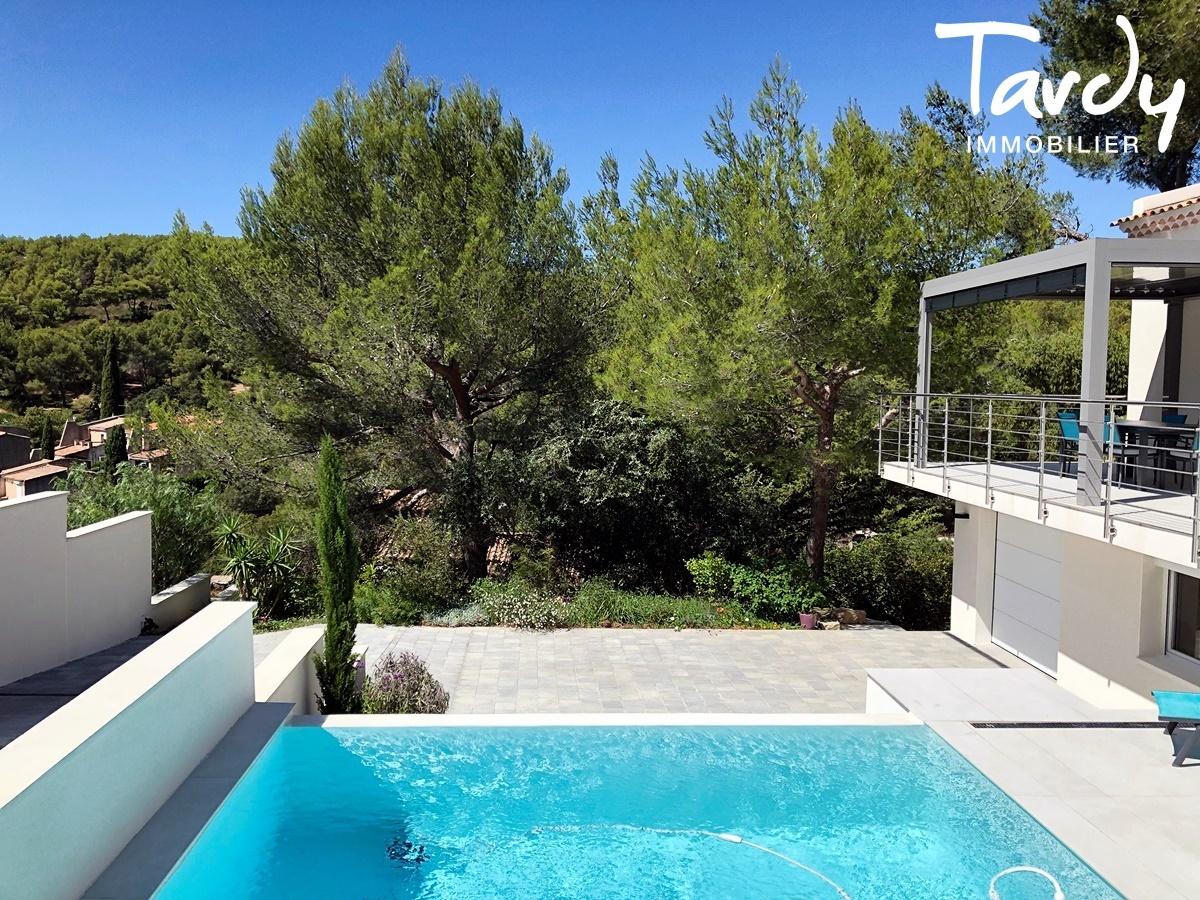 Villa vue campagne, proche port et plages - 83150 Bandol. - Bandol - NOUVEAUTE TARDY IMMOBILIER