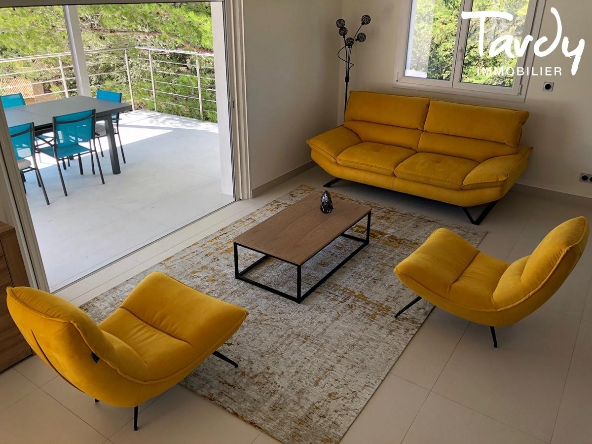 Villa vue campagne, proche port et plages - 83150 Bandol. - Bandol - VILLA DE CHARME