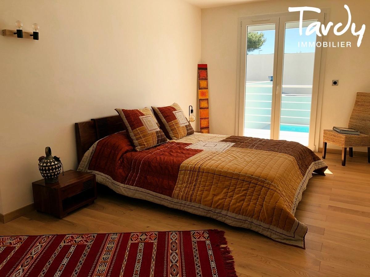 Villa vue campagne, proche port et plages - 83150 Bandol. - Bandol - PATTE BLANCHE