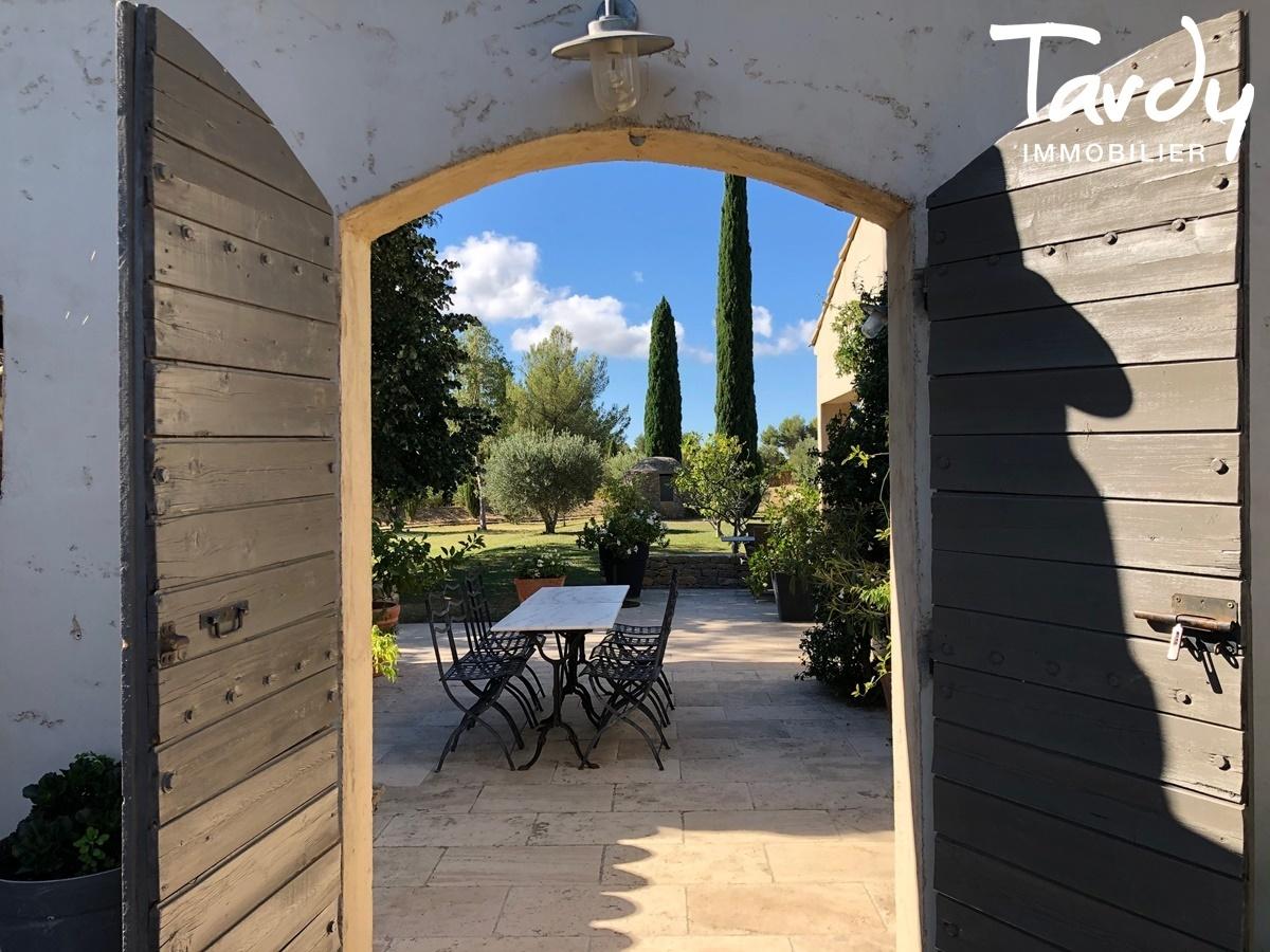 Un site ressourçant, propriété de caractère - 83740 La Cadière d'Azur - La Cadière-d'Azur