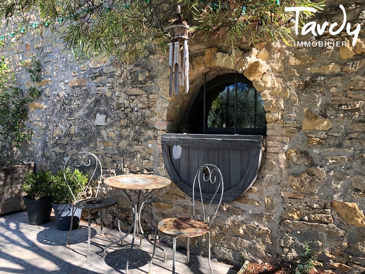 Un site ressourçant, propriété de caractère - 83740 La Cadière d'Azur - La Cadière-d'Azur - PATTE BLANCHE 1ERE MARQUE OFF-MARKET EN IMMOBILIER