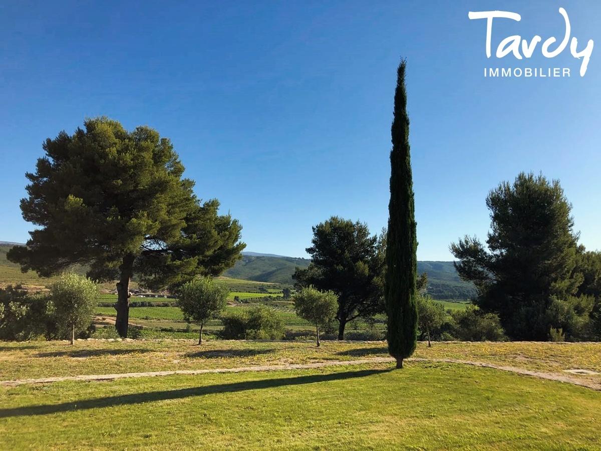 Un site ressourçant, propriété de caractère - 83740 La Cadière d'Azur - La Cadière-d'Azur - PROPRIETE FAMILIALE LA CADIERE