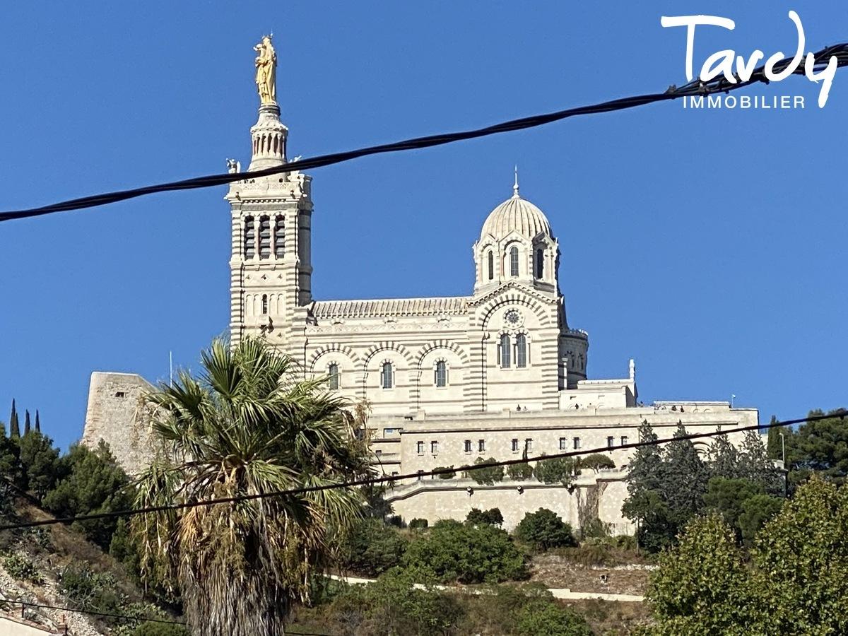 Villa contemporaine, Roucas-Blanc, vue dégagée - 13007 Marseille - Marseille 7ème