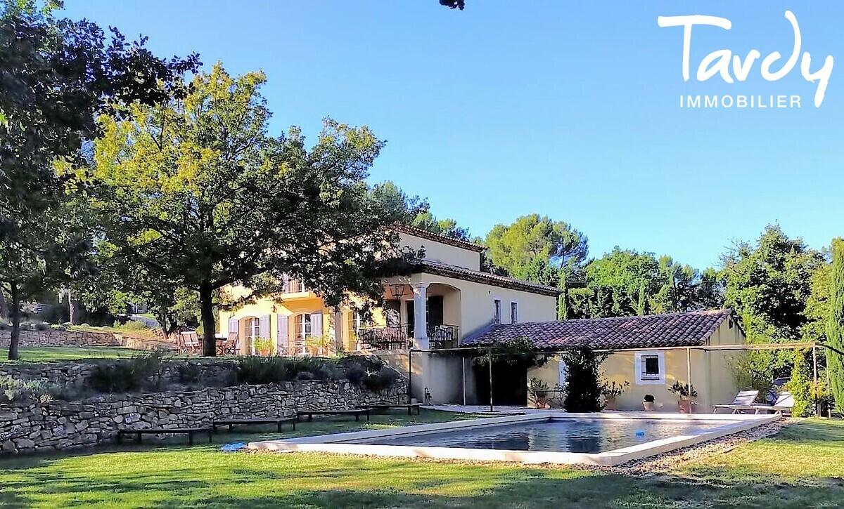 Belle Bastide Provençale, calme absolu - Proche Aix en Provence 13100 - Fuveau