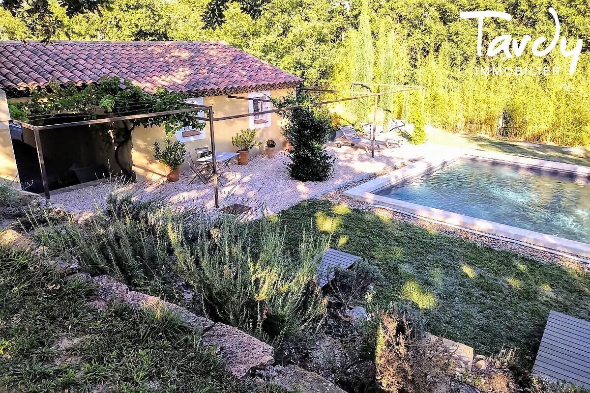 Bastide Provençale, calme absolu - Aix en Provence 13100 - Aix-en-Provence