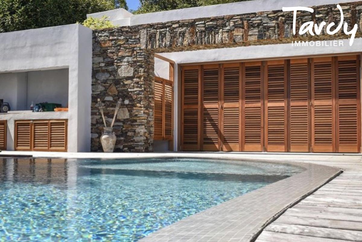 Villa Contemporaine, calme - 83400 Hyères - Hyères - Villa prestige