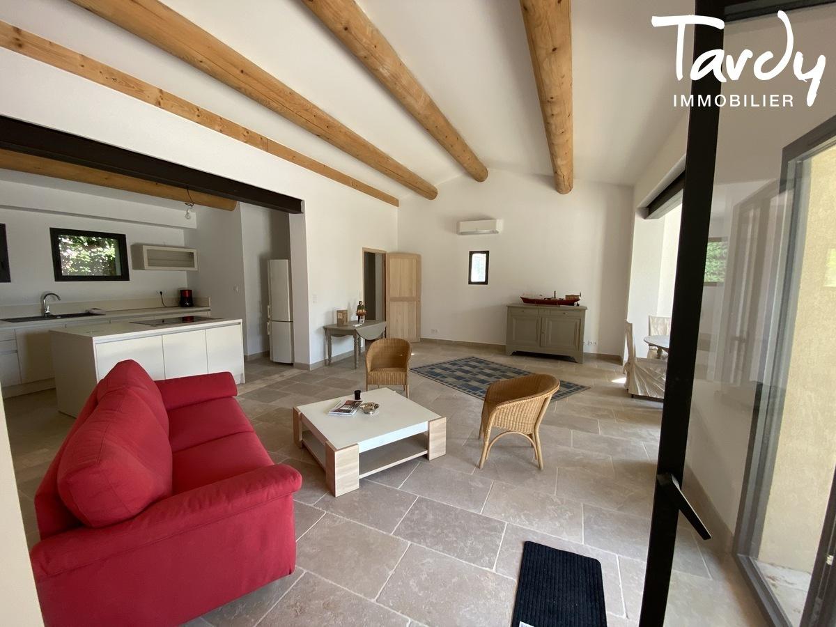 Maison  traditionelle - Centre village - 13250 Maussane les Alpilles  - Maussane-les-Alpilles