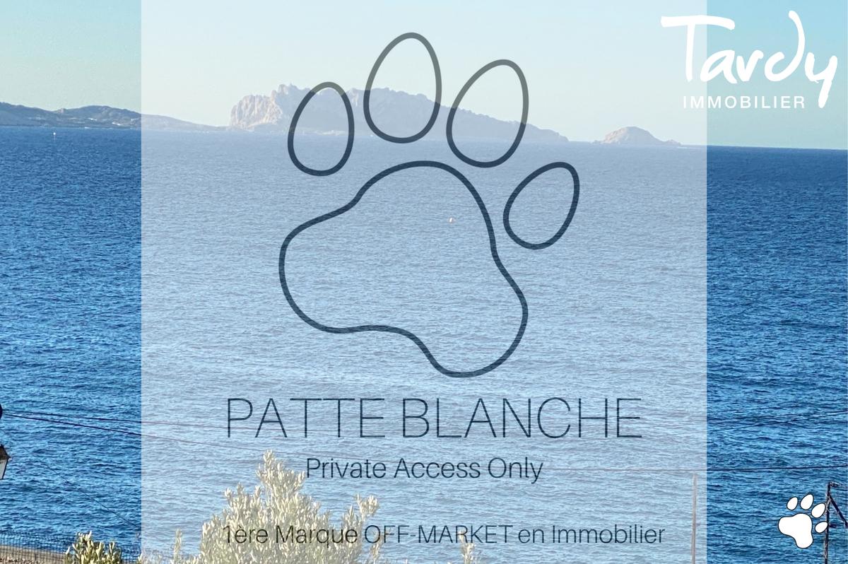 Bastide de charme, bord de mer - 13007 Marseille - Marseille 7ème