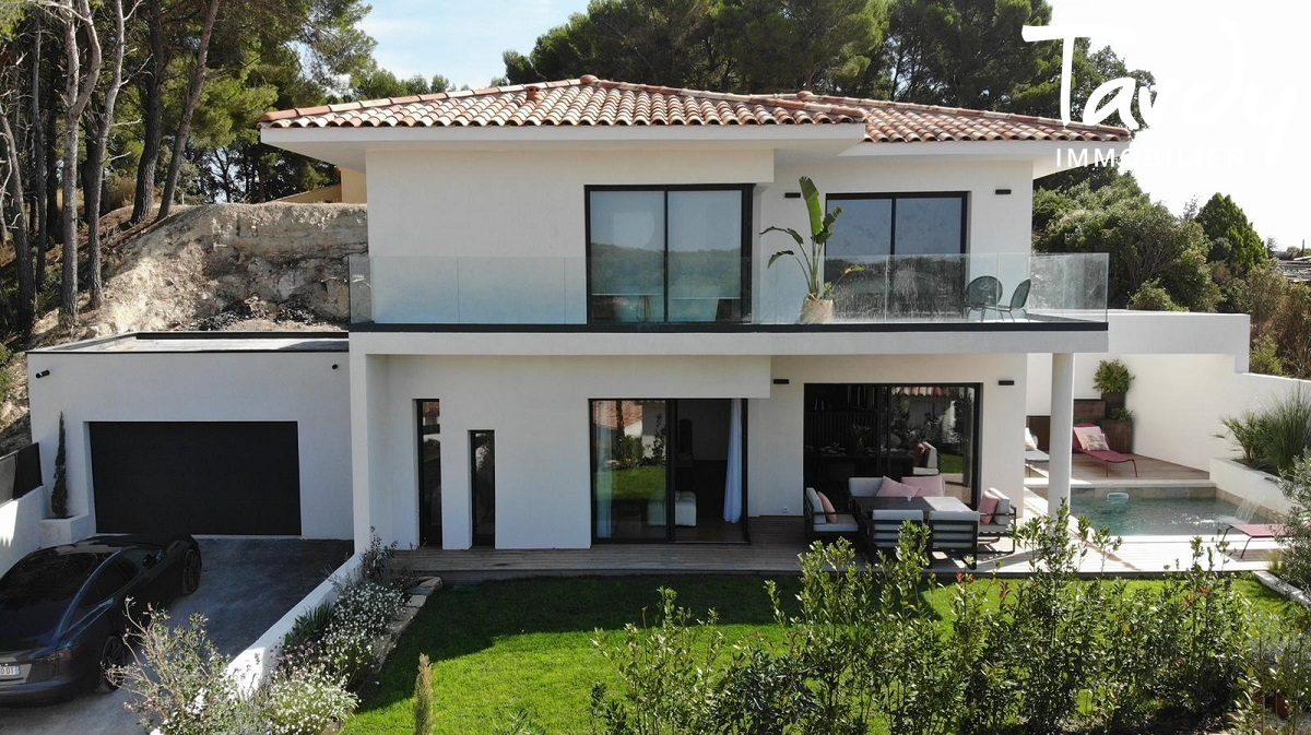 Belle villa contemporaine - 7 minutes d'Aix en Provence - Aix-en-Provence
