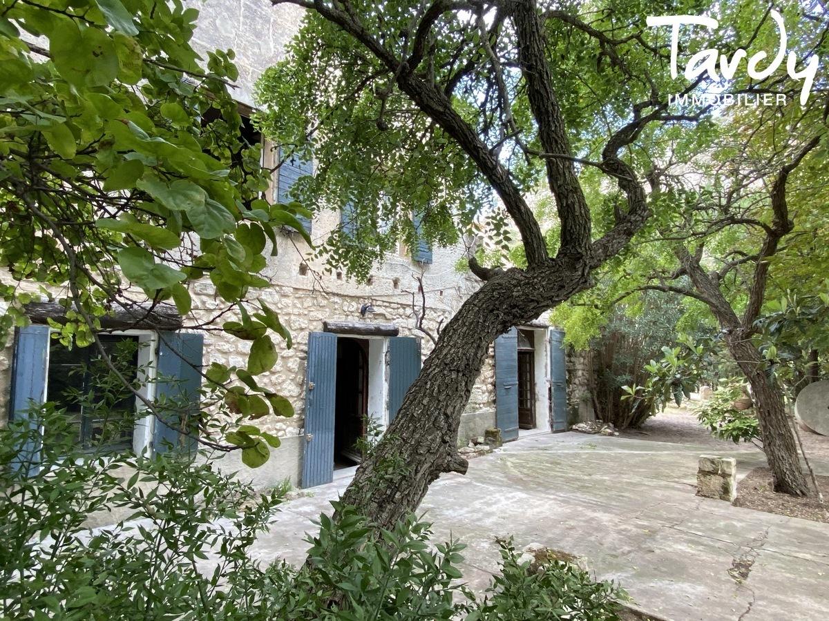 Mas du XVII ème siècle de caractère - Les Baux de Provence - Les Baux-de-Provence