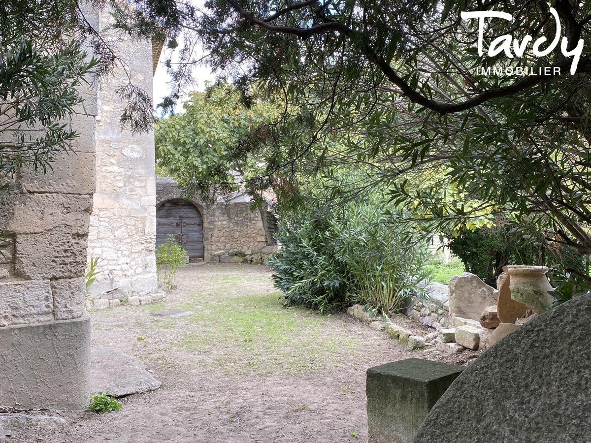 Mas ancien de caractère - 13520 LES BAUX DE PROVENCE - Les Baux-de-Provence