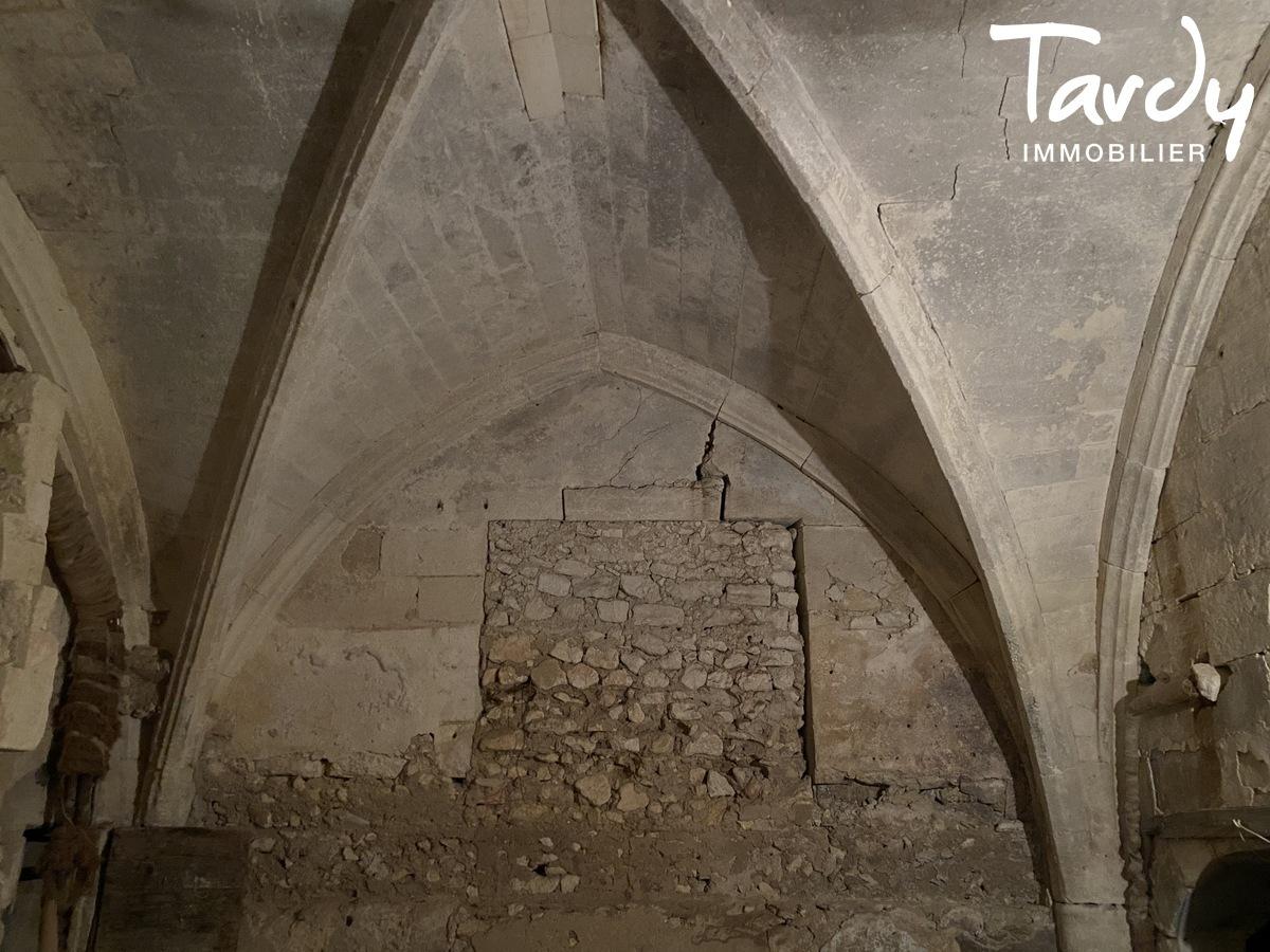 Mas ancien de caractère - 13520 LES BAUX DE PROVENCE - Les Baux-de-Provence - Tardy immobilier Les Baux de Provence
