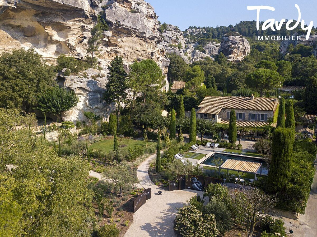 Un site fort dans un village de caractère - 13520 Les Baux de Provence - Les Baux-de-Provence - Les Baux de Provence - Gérard Faivre
