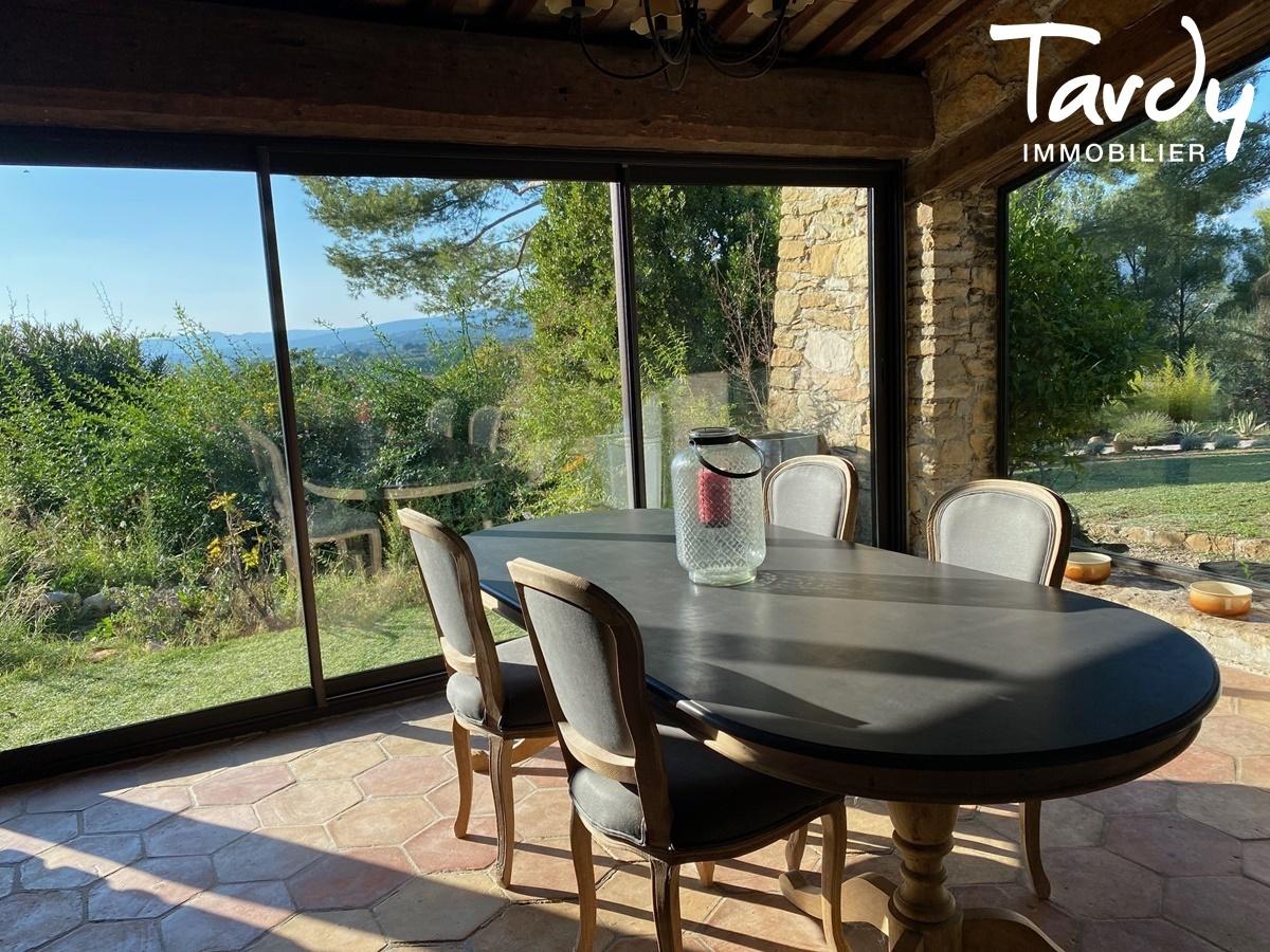 Longère Provençale, les vues, le charme et la pierre -  83330 Le Castellet - Le Castellet - TARDY IMMOBILIER
