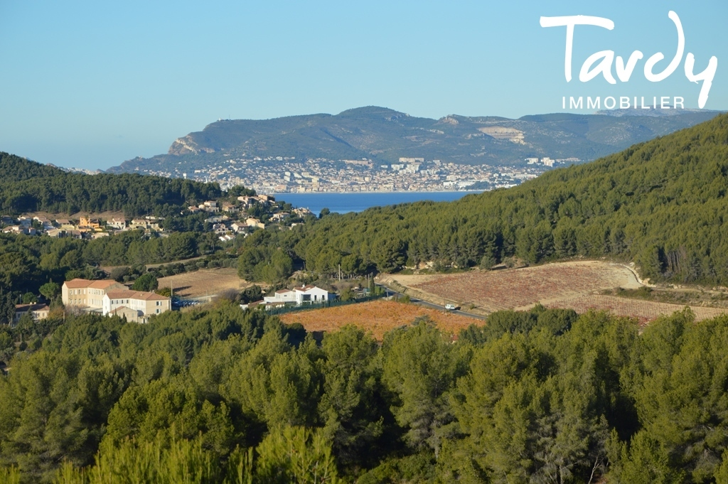 Belle Provençale, vue mer - 83370 Saint Cyr-Sur-Mer - Saint-Cyr-sur-Mer