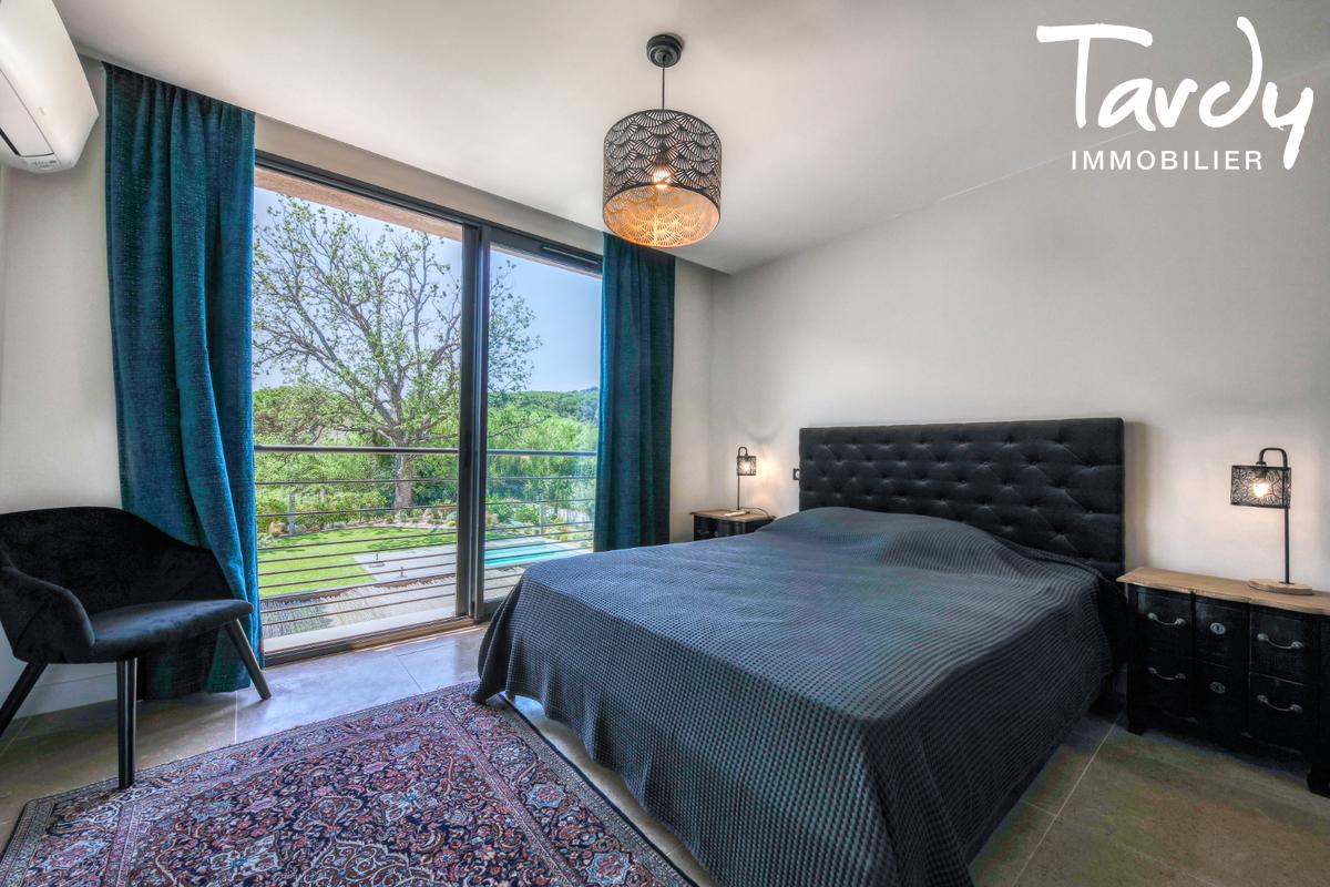 Villa contemporaine - 100 mètres de la plage - Saint Tropez - Saint-Tropez - St-Tropez luxury real estate