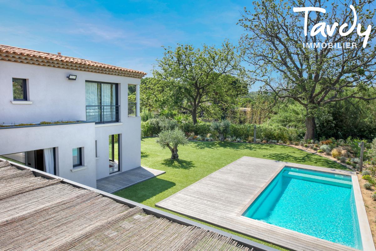 Villa contemporaine - 100 mètres de la plage - Saint Tropez - Saint-Tropez - Luxury propriety Saint Tropez