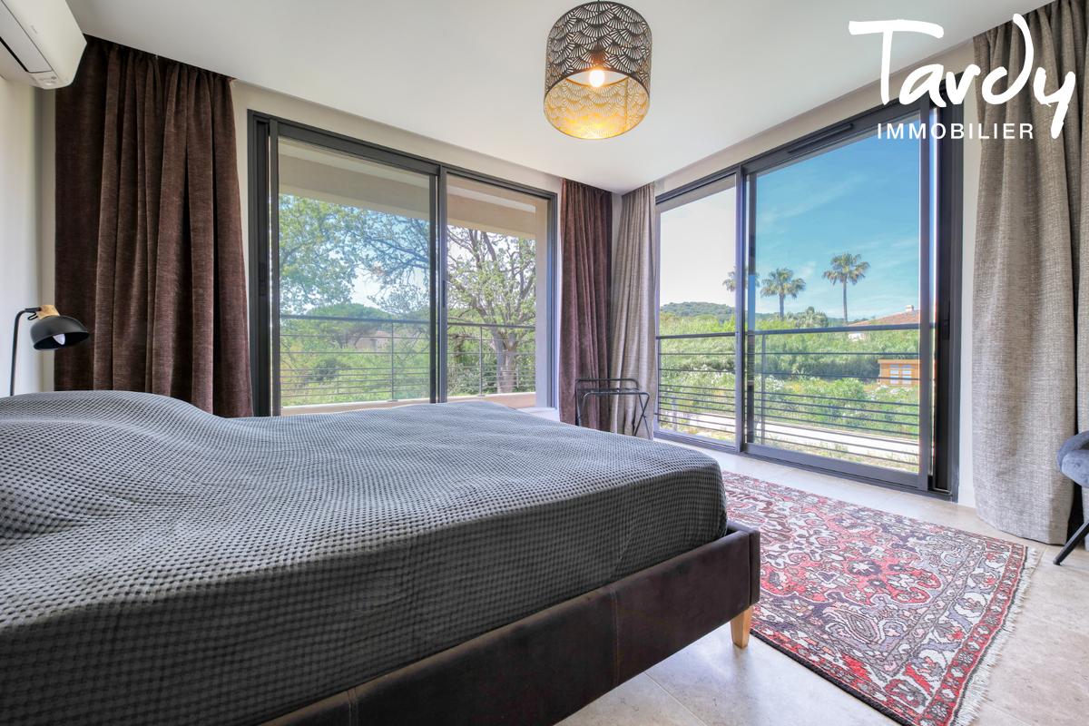 Villa contemporaine - 100 mètres de la plage - Saint Tropez - Saint-Tropez - Villa swimmingpool Saint Tropez