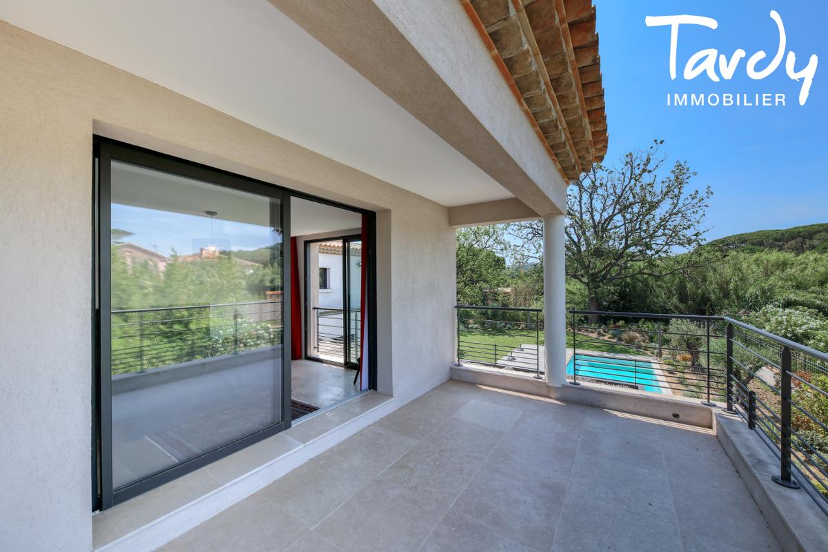 Villa contemporaine - 100 mètres de la plage - Saint Tropez - Saint-Tropez - Villa Pieds dans l'eau