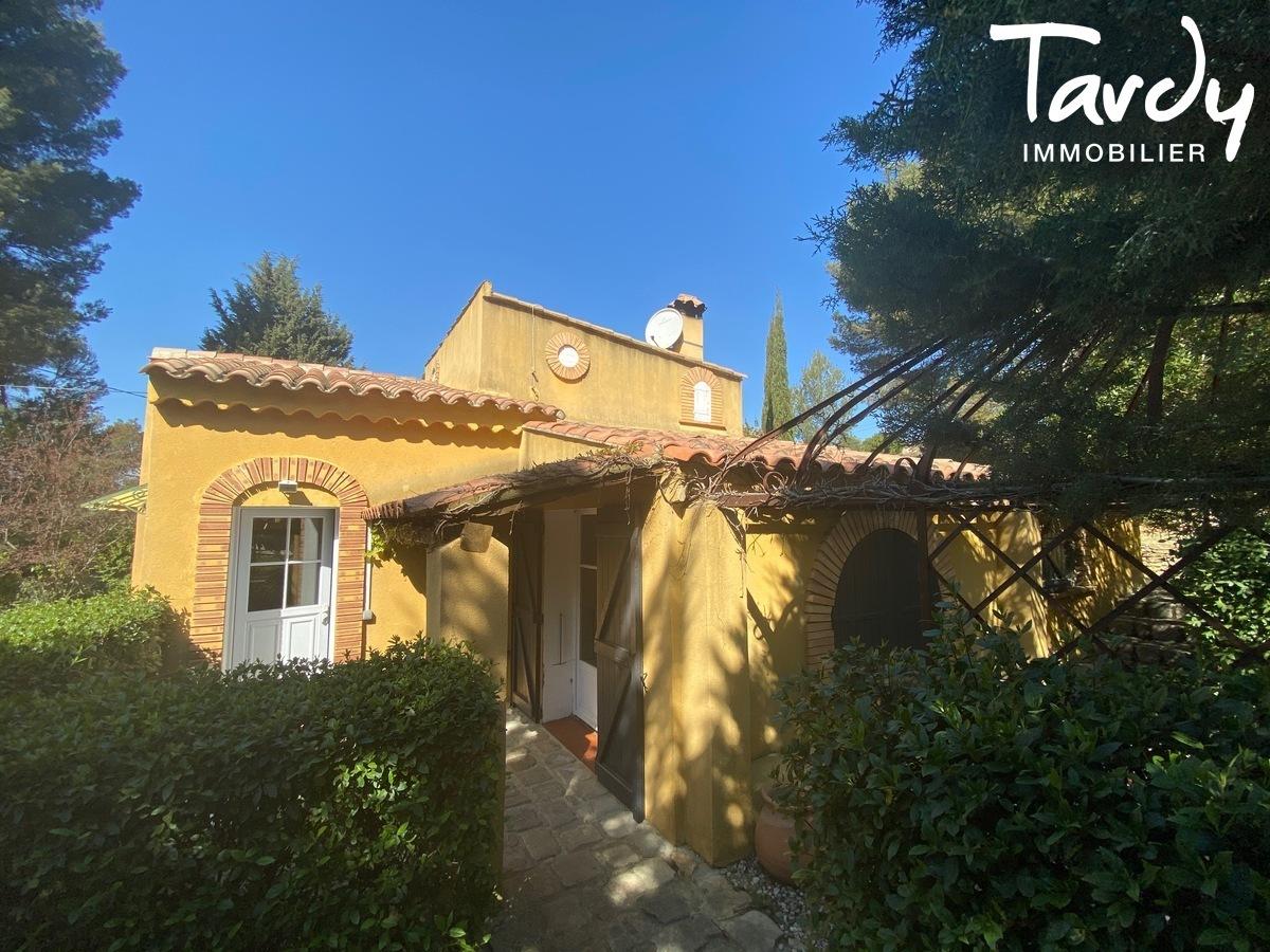 Villa campagne - 83330 LE CASTELLET - Le Castellet - PATTE BLANCHE TARDY