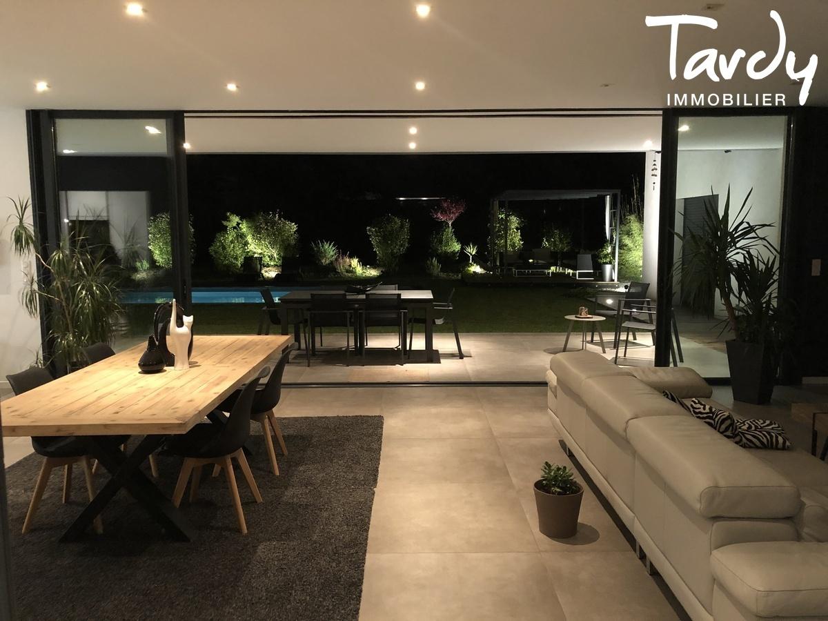 Maison d'Architecte contemporaine  - Proche Aix en Provence  - Aix-en-Provence - Architecte