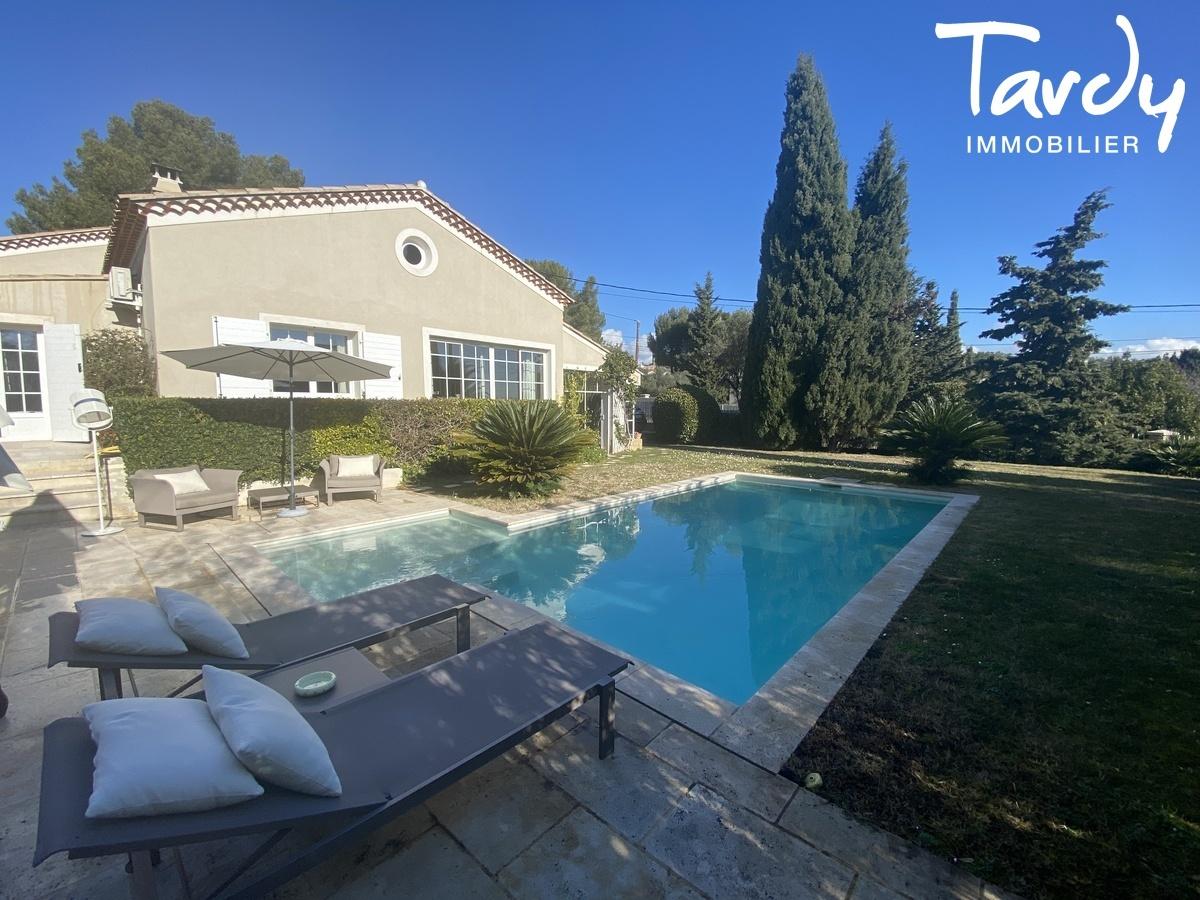 Villa de charme Proche Capélan, plage à pieds - 83150 Bandol - Bandol - Tardy Exclusivité Bandol
