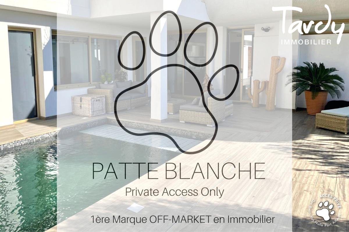 Appartement vue mer piscine privative - Le Faron 83000 TOULON - Toulon