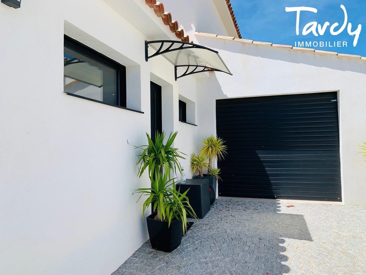 Maison contemporaine, 15 mns du centre ville - 83270 St Cyr sur mer - Saint-Cyr-sur-Mer - St Cyr maison avec garage