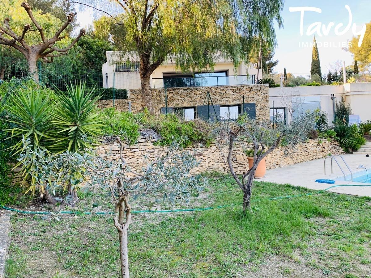 Villa d'architecte vue vignes, plage à pieds - 83270 Saint-Cyr-sur-mer  - Saint-Cyr-sur-Mer - Villa piscine Saint Cyr sur Mer