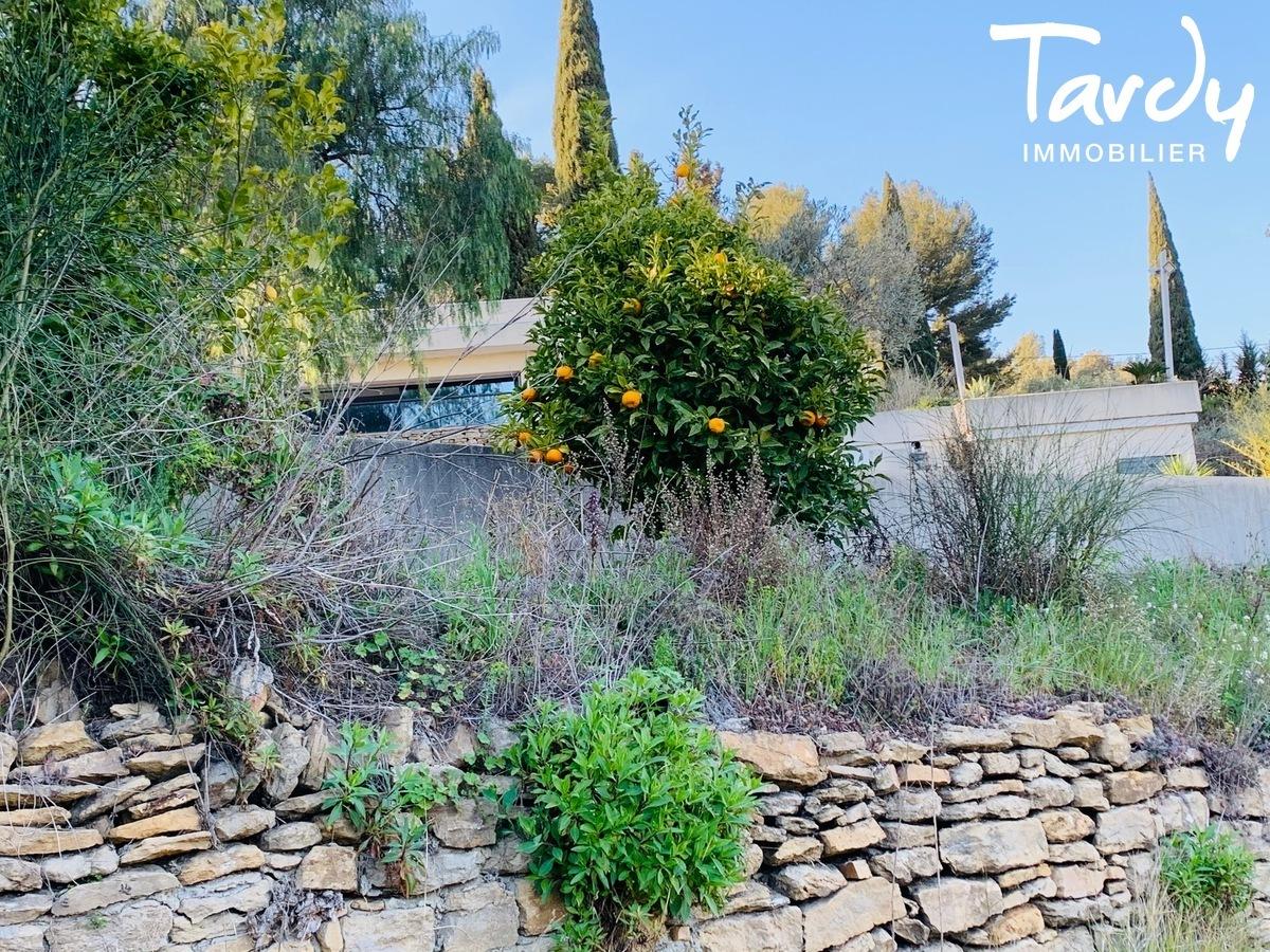 Villa d'architecte vue vignes à 15 min de la plage à pieds - 83270 Saint-Cyr-sur-mer  - Saint-Cyr-sur-Mer - Maison avec terrasse St Cyr sur mer