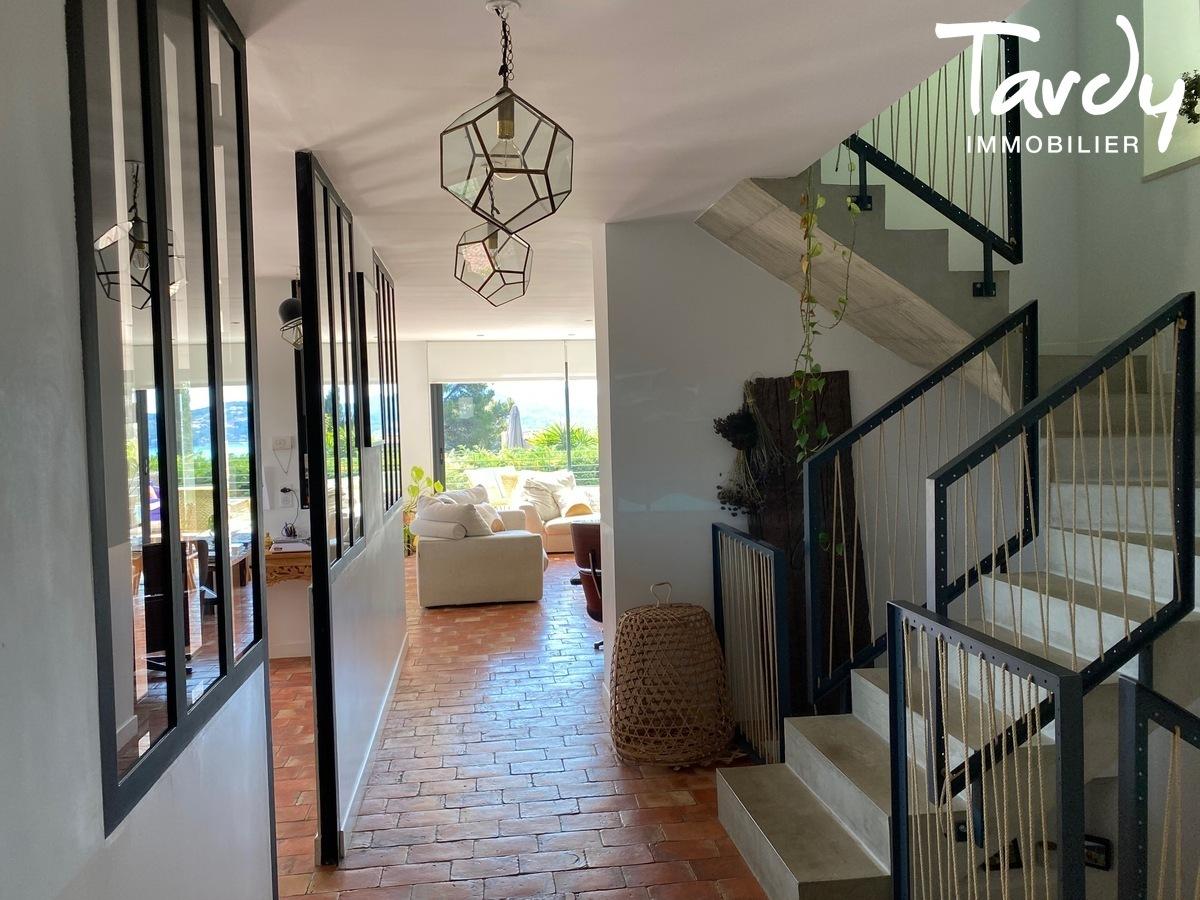 Villa vue mer, port et plage des Lecques à pieds - 83270 Saint-Cyr sur Mer - Saint-Cyr-sur-Mer - TARDY IMMOBILIER