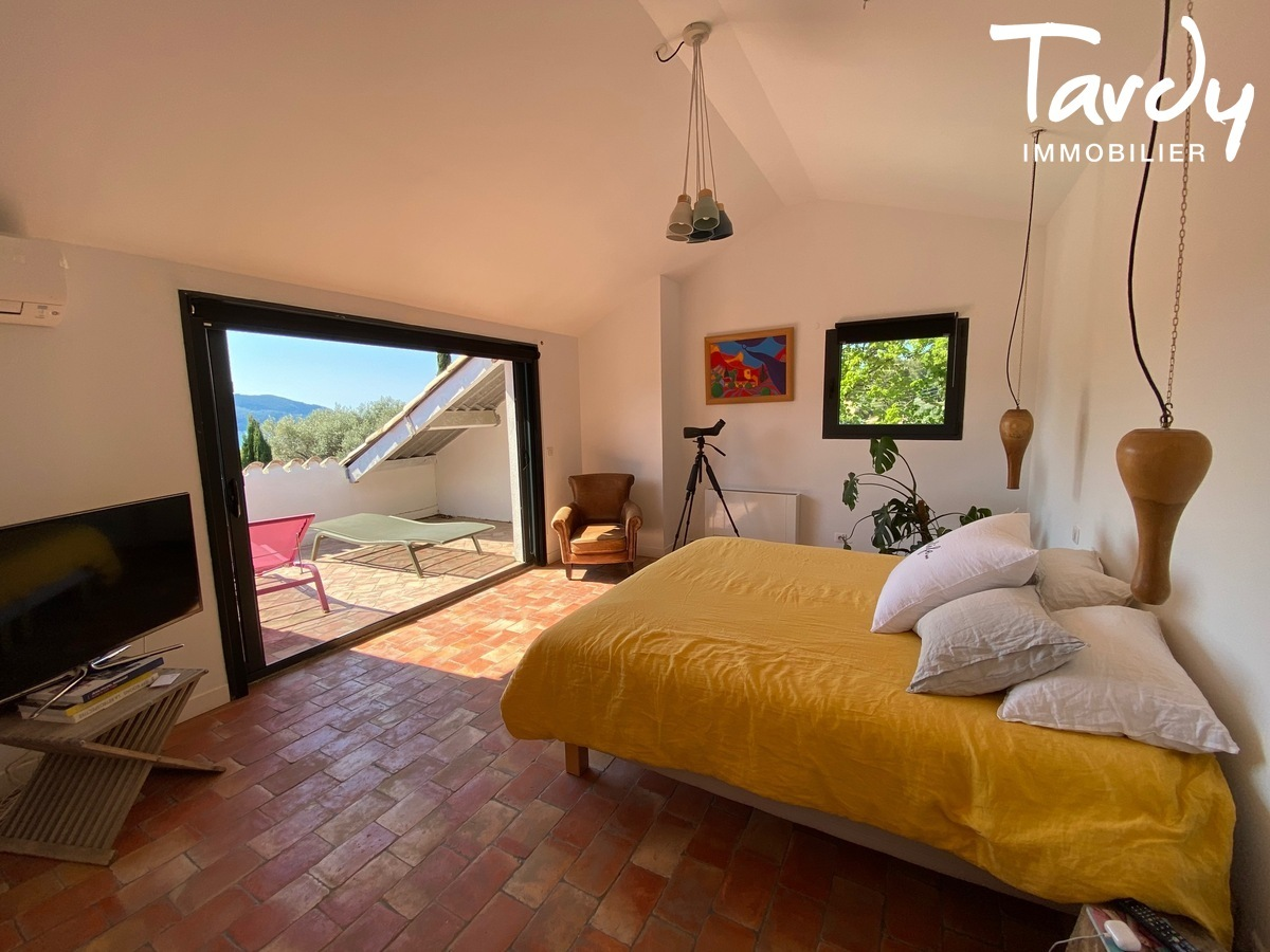 Villa vue mer, port et plage des Lecques à pieds - 83270 Saint-Cyr sur Mer - Saint-Cyr-sur-Mer - PLAGE DES LECQUES