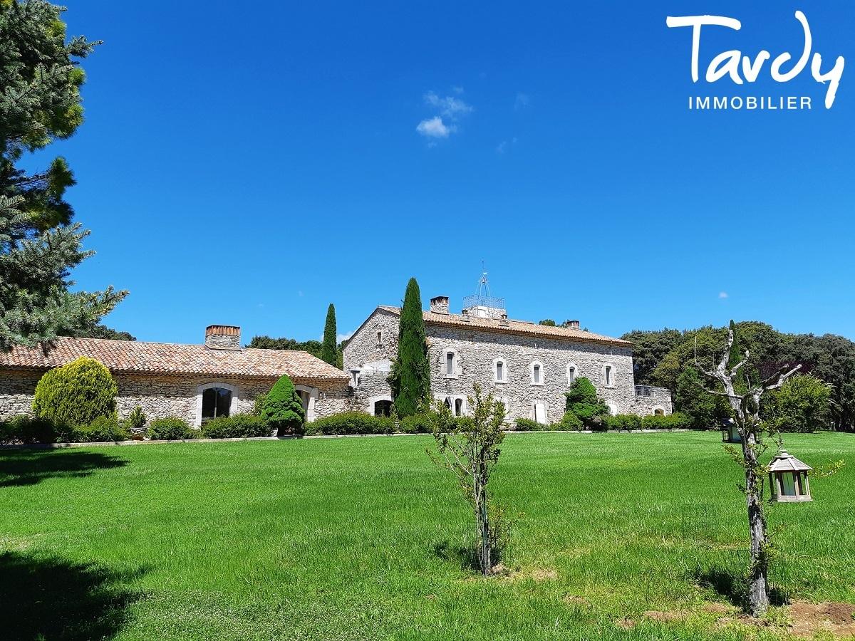 Belle bâtisse du 17ème et dépendances - 520 hectares - Provence Verte Proche Brignoles - Correns