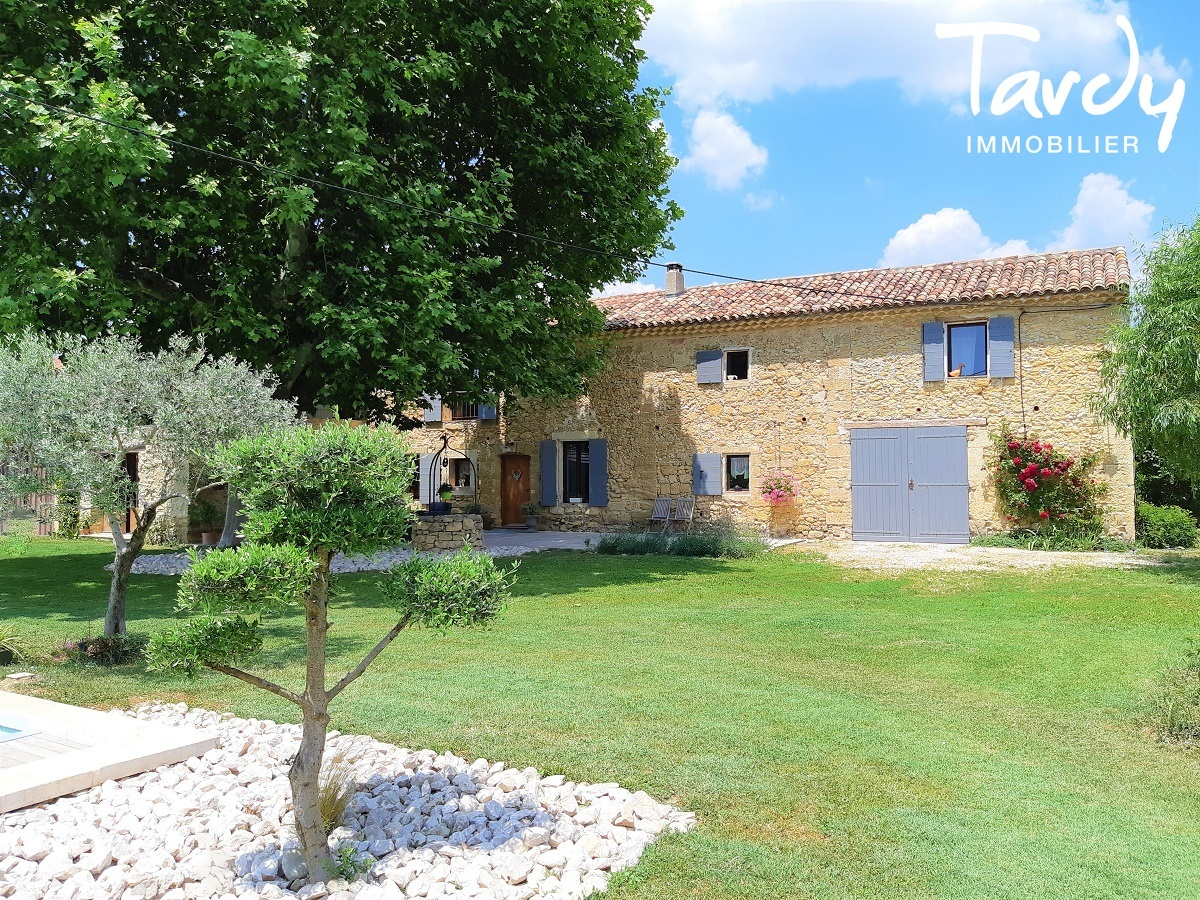 Mas du 18ème avec dépendances - Proche 13100 Aix en Provence - Aix-en-Provence