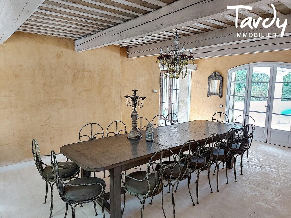 Bastide récente de charme - Domaine sécurisé - PONT ROYAL - Aix-en-Provence