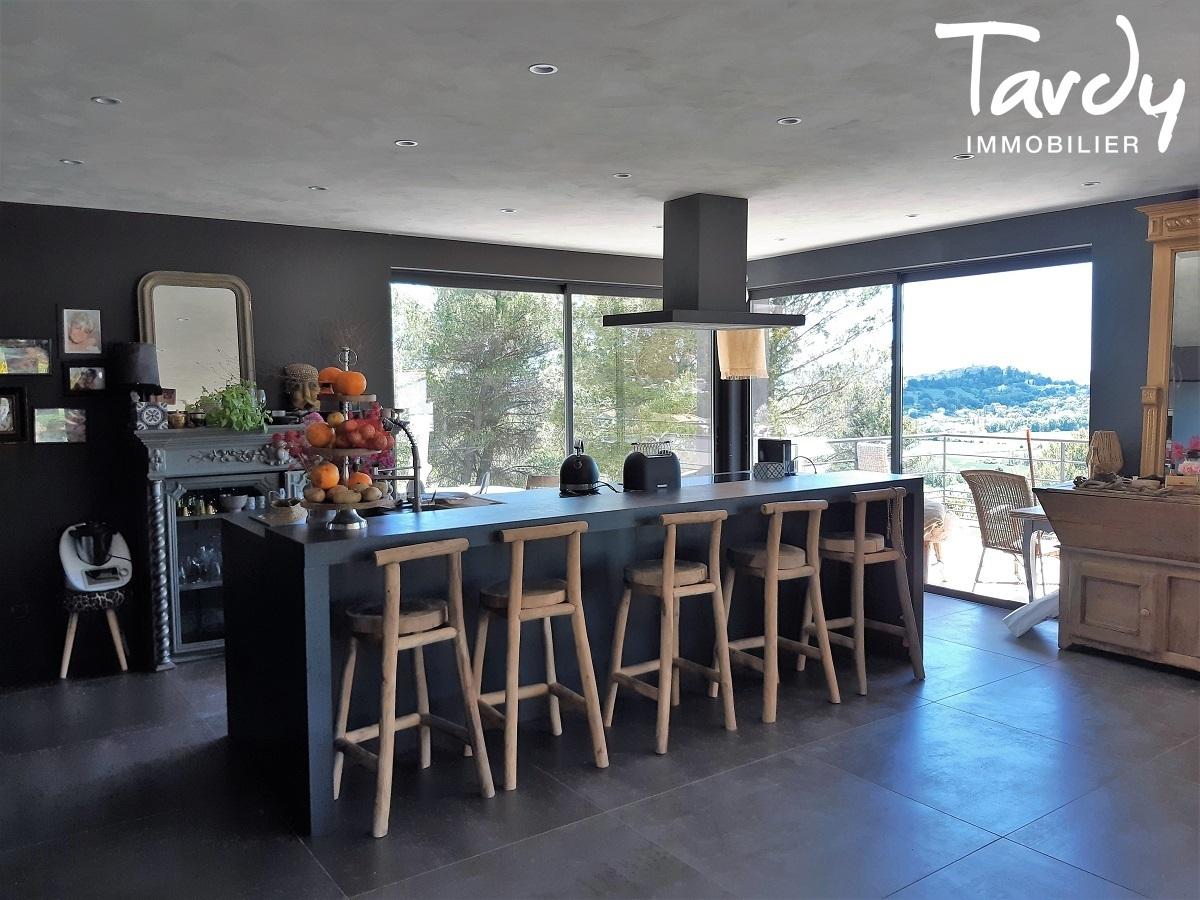 Maison contemporaine avec vue dominante - 04100 MANOSQUE - Manosque