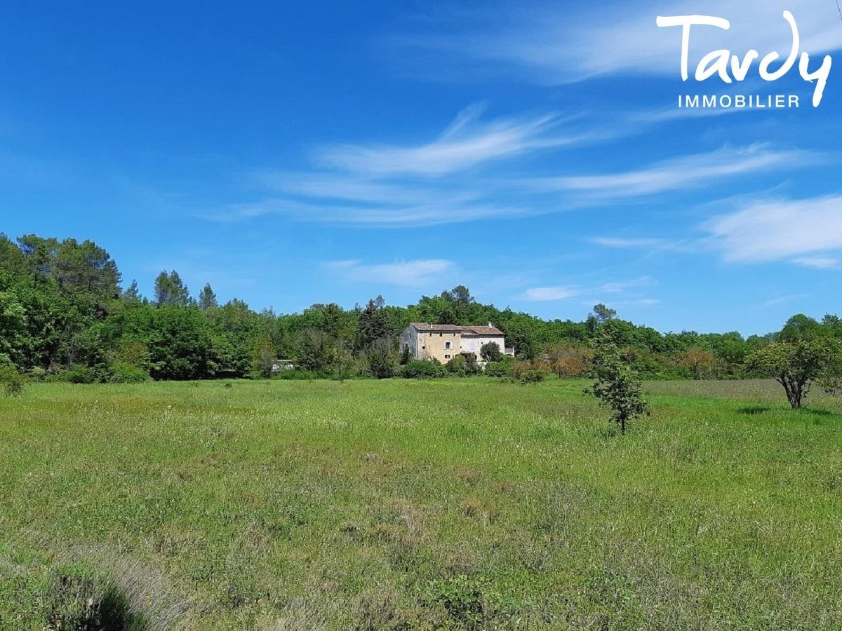 Ancienne Bergerie sur 18 hectares de caractère - 35 minutes AIX EN PROVENCE - Saint-Maximin-la-Sainte-Baume