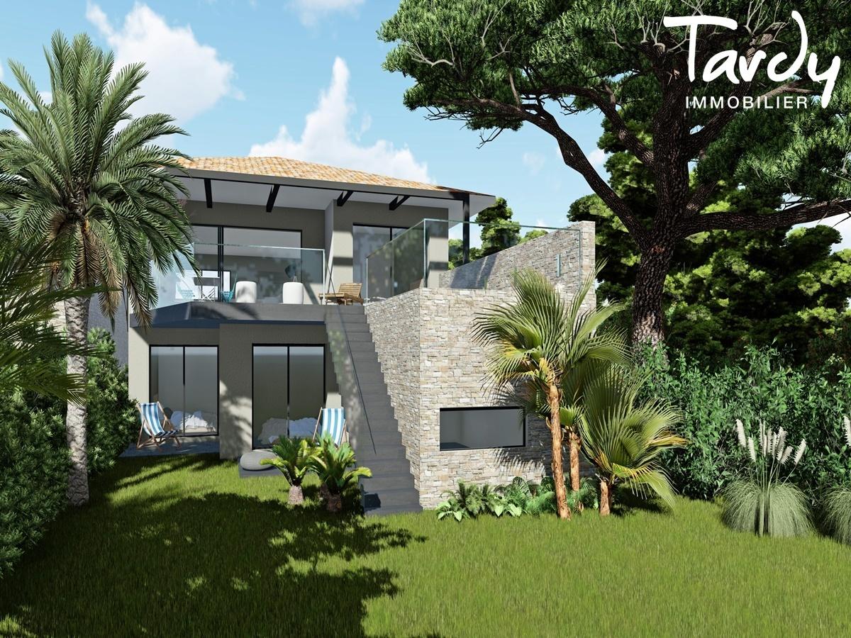 Villa neuve, ascenseur, piscine, vue mer - 83110 Sanary sur mer - Sanary-sur-Mer