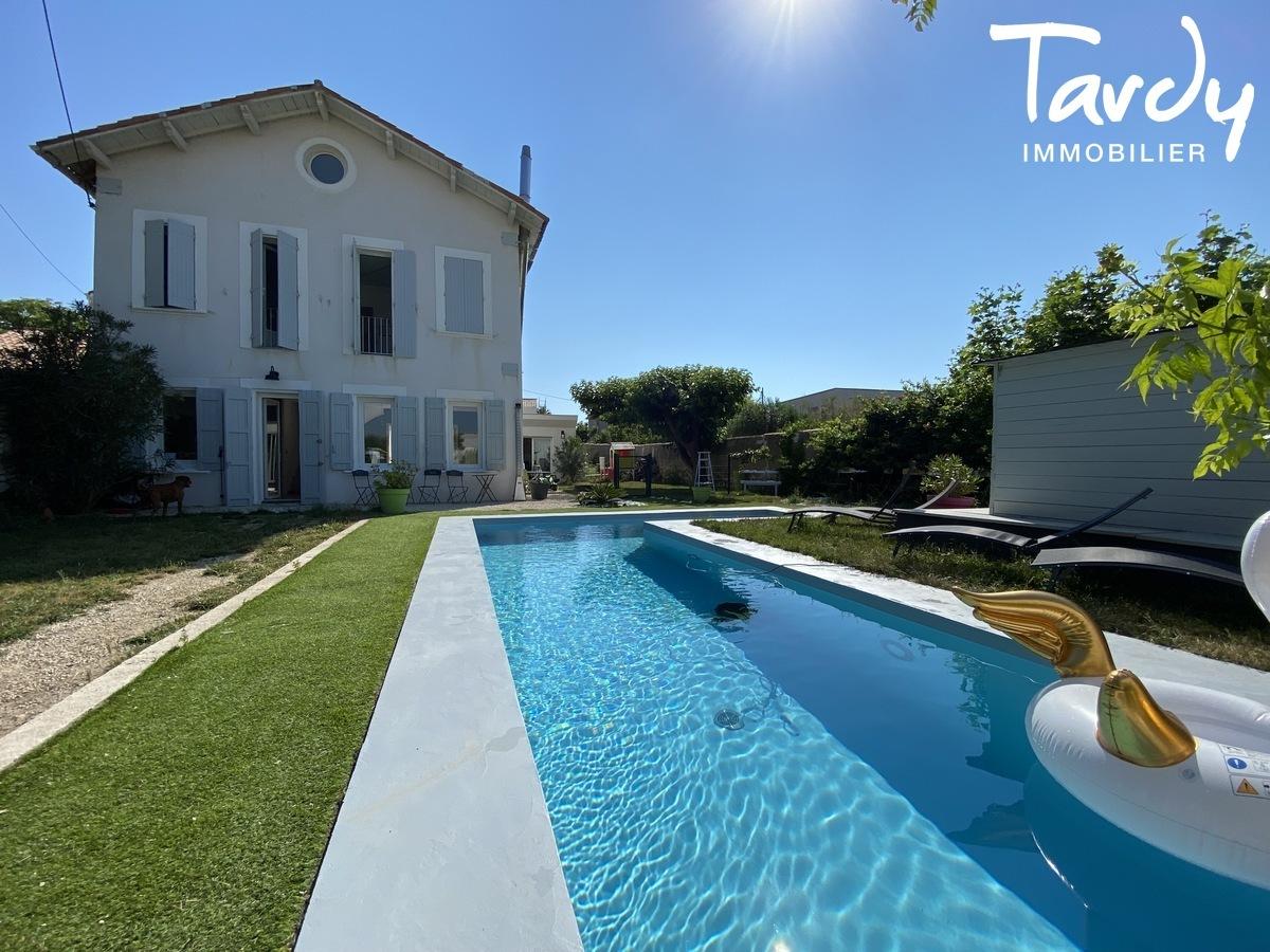 Maison de charme proximité mer - 13008 Marseille - Marseille 8ème