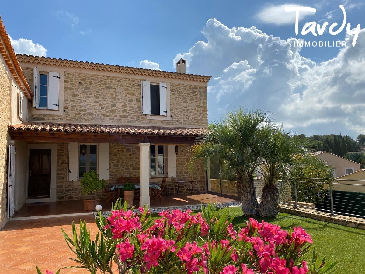 Ancienne maison de vigneron en pierre - 83330 LE CASTELLET - Le Castellet - 83330 LE CASTELLET