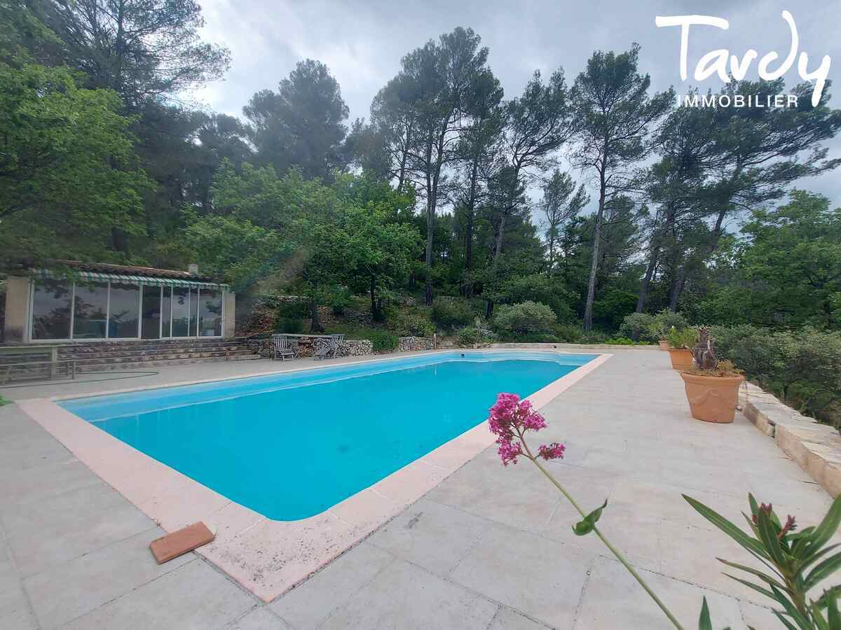 Villa de caractère - 45 minutes d'Aix en Provence - 13100 AIX EN PROVENCE - Aix-en-Provence