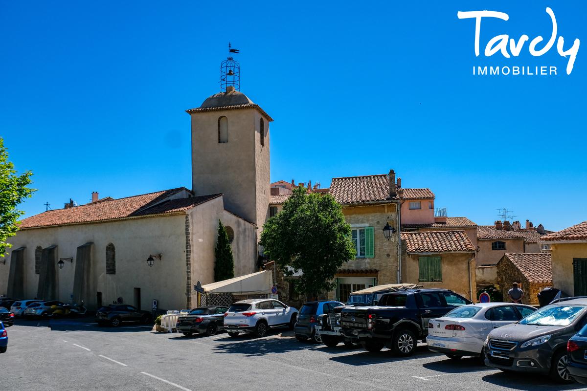 Bergerie en pierre - Vue mer - 83350 RAMATUELLE - Ramatuelle - Charles Tardy immobilier vue mer