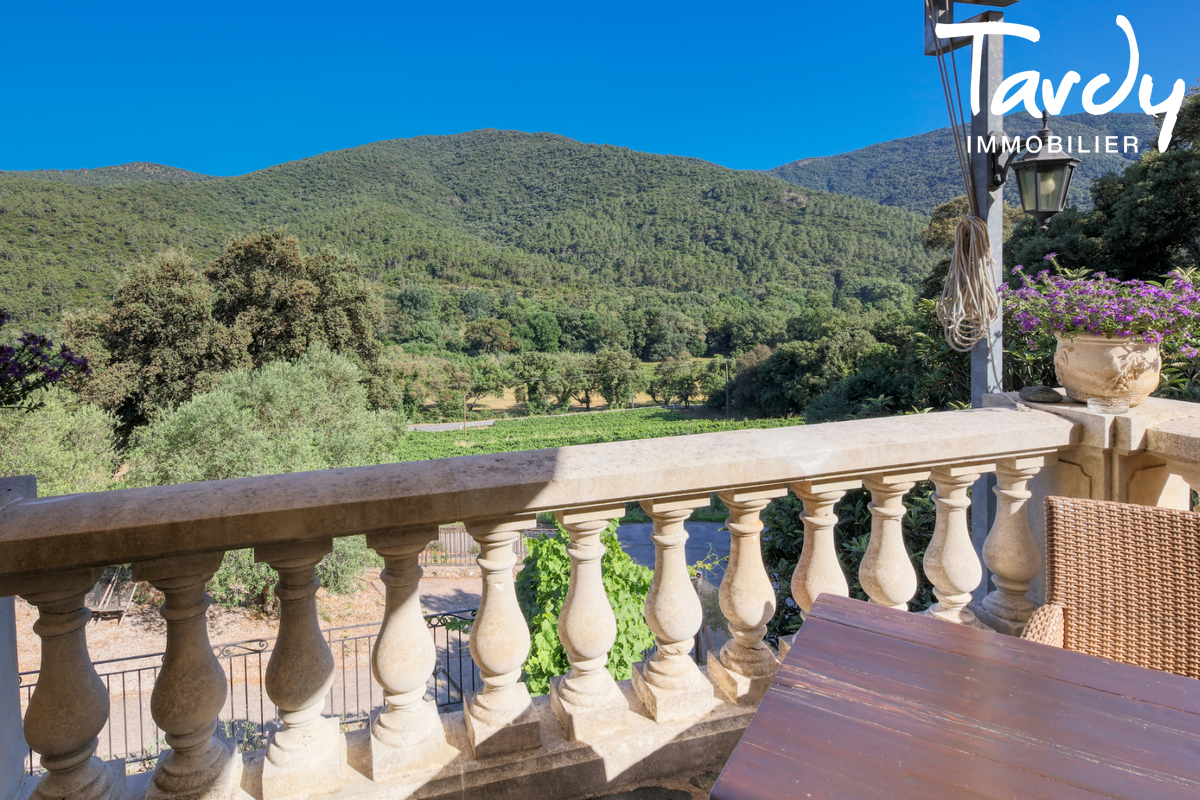 Bastide en pierre sur 6,5 hectares - 83310 GRIMAUD - Grimaud - stone house in the vineyards cote d'azur