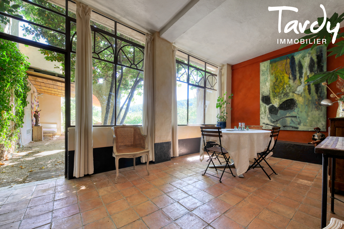 Propriété au calme sur 3,2  hectares - 83510 LORGUES - Lorgues - Charles Tardy Immobilier Saint Tropez