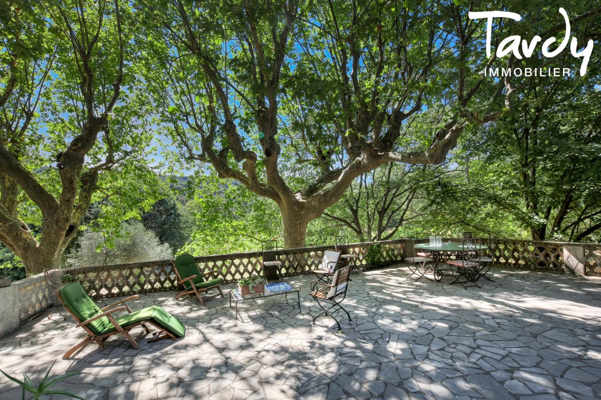 Propriété de caractère Provence Verte - 83510 LORGUES - Lorgues - maison dans la campagne  à vendre var