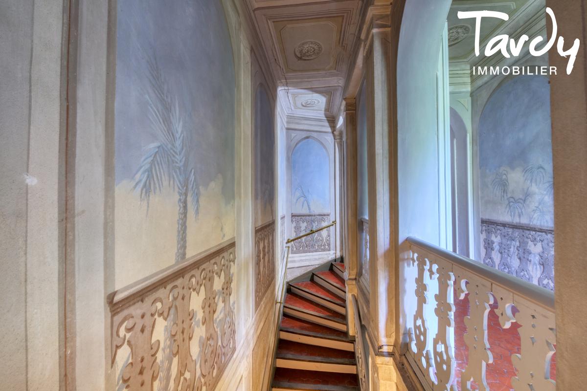 Propriété de caractère Provence Verte - 83510 LORGUES - Lorgues - Provence Schloss mit Land