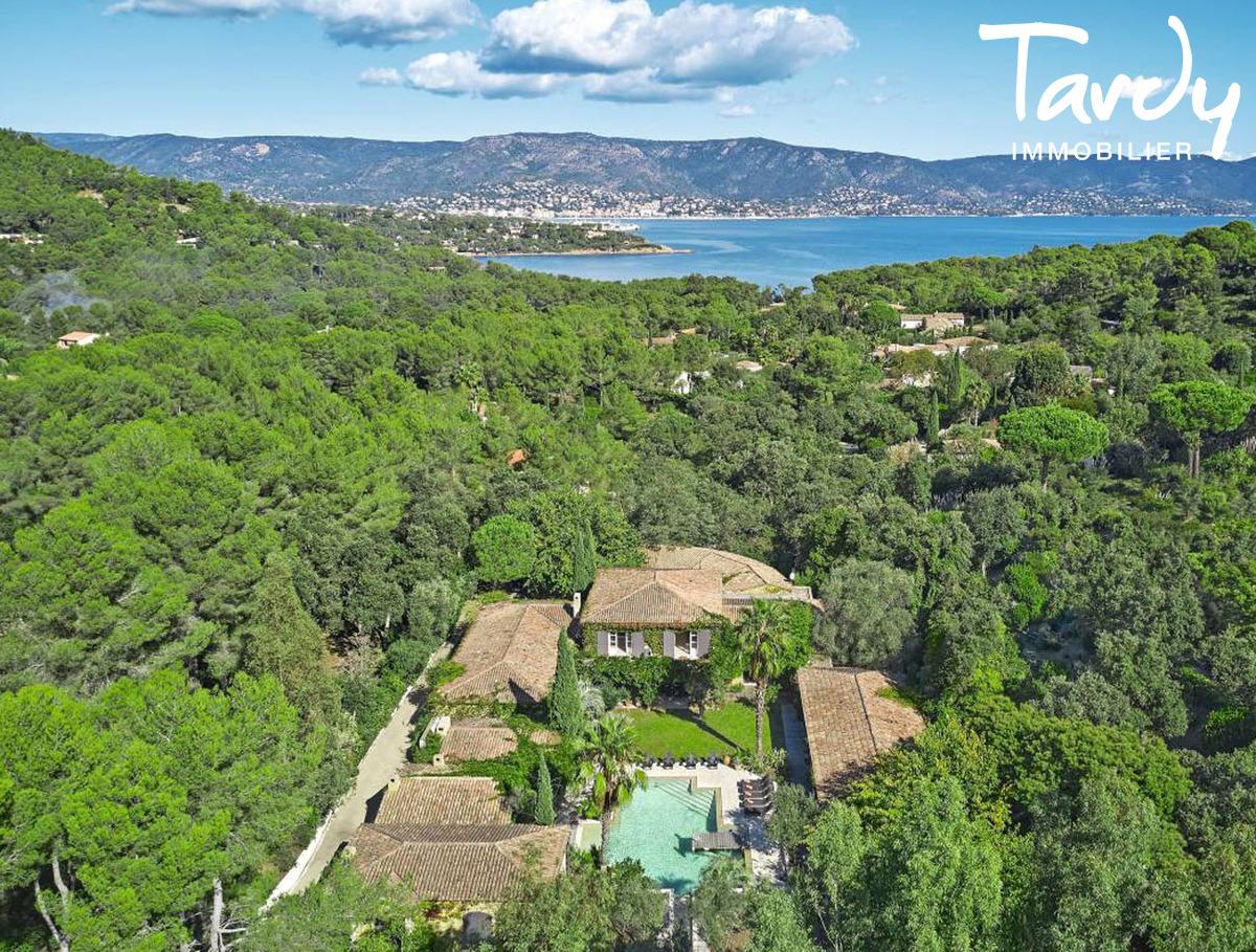 Belle propriété familiale, proche plage et port, Cap Bénat - 83230 Bormes Les Mimosas - Bormes-les-Mimosas