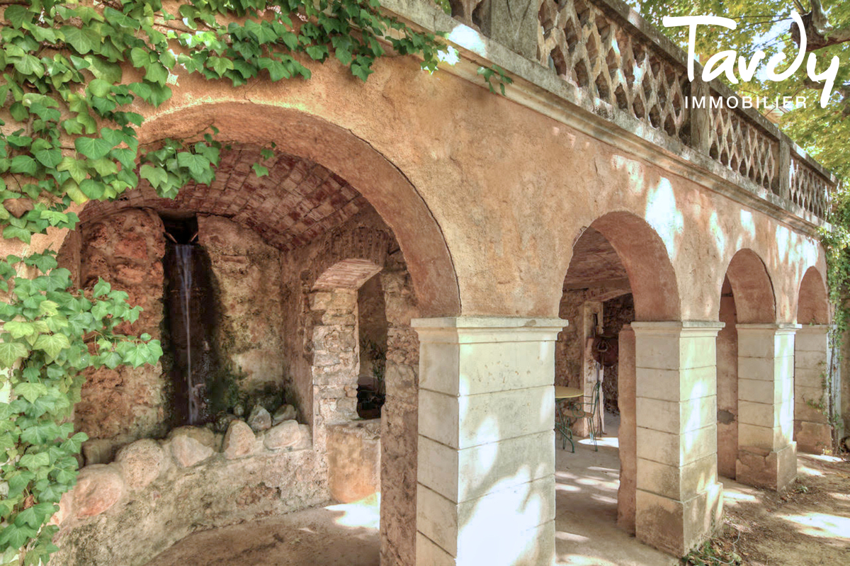 Propriété au calme- grand terrain - 83300 DRAGUIGNAN - Draguignan - Exklusive Immobilien Côte d'Azur