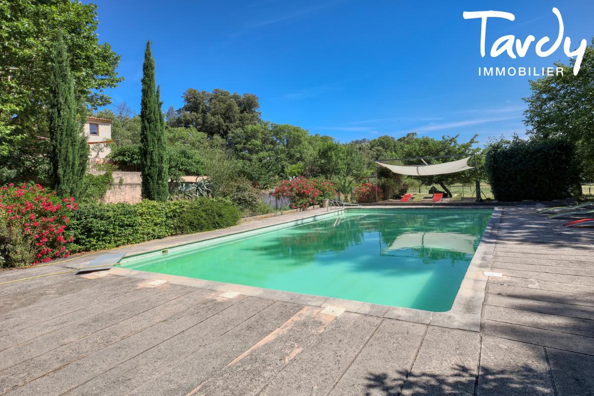 Propriété au calme- grand terrain - 83300 DRAGUIGNAN - Draguignan - Grosses Anwesen zu verkaufen Provence