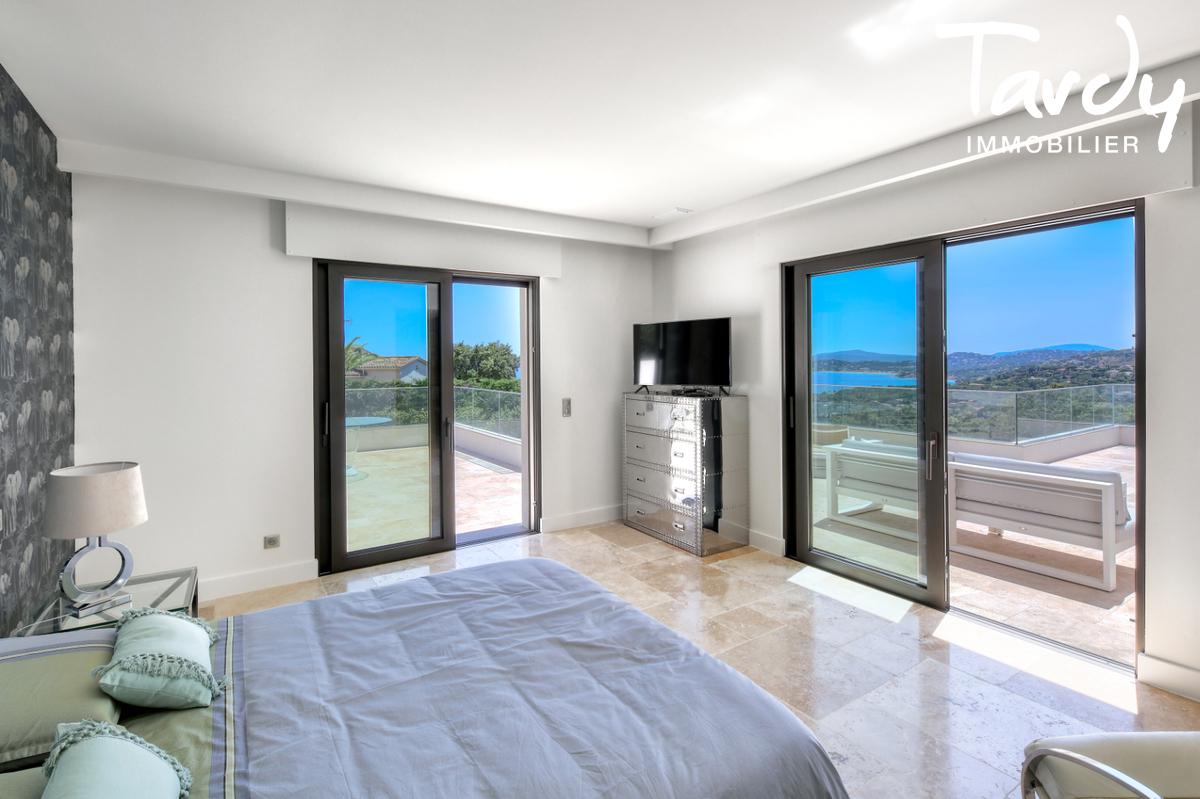Villa  neuve contemporaine vue mer 83380 LES ISSAMBRES - Les Issambres - Meerblick zu verkaufen les issambres var cote d azur